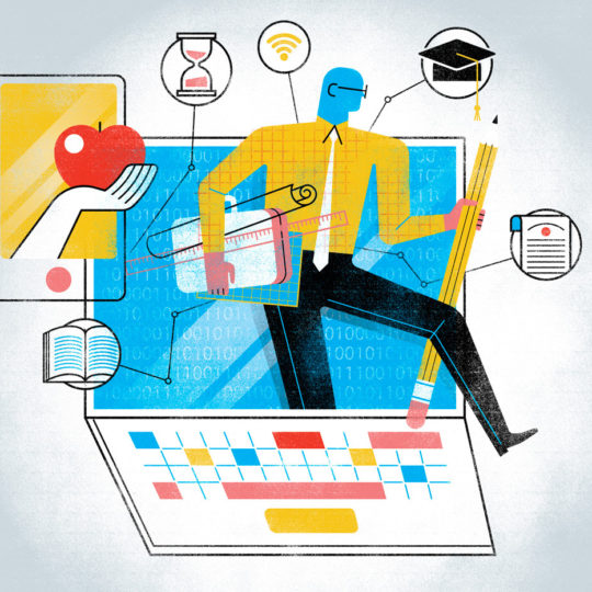 The Faces Of Digitalization In Education